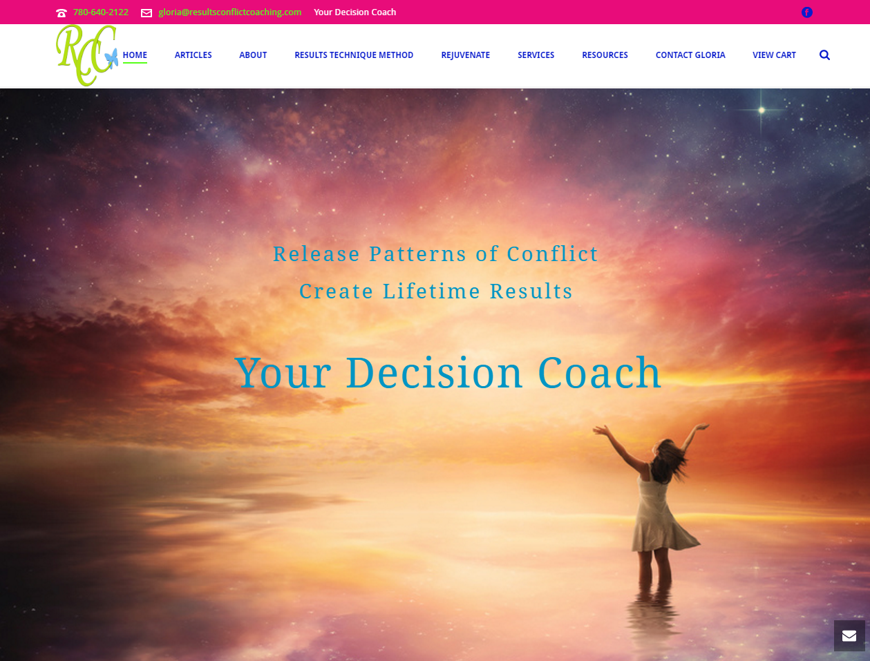 Results Conflict Coaching