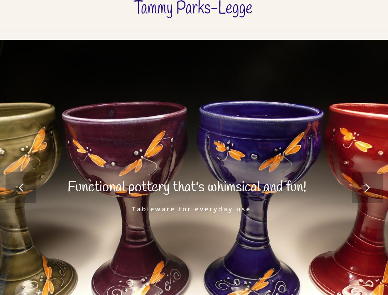 Tammy Parks-Legge Pottery
